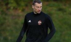 سيسكا موسكو يؤكد بقاء المدرب أليكسي بيريزوتسكي