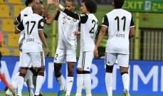 الدوري الاماراتي: الجزيرة يكتسح الوصل وفوز شباب الأهلي دبي على خورفكان
