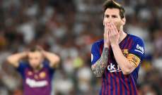 برشلونة في 2018-2019: حلاوة البداية طغت عليها مرارة النهاية