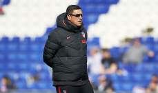 بورغوس: أريد التدريب في الدوري الإسباني