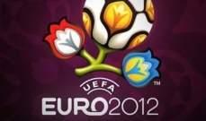 الملحق الاوروبي : كرواتيا وتشيكيا وايرلندا والبرتغال الى يورو 2012