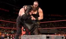 راينز يدافع عن لقبه القاري الجديد وسترومان ينتقم شر انتقام من كاين
