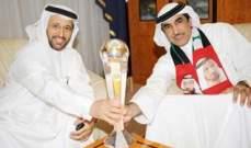 السركال: استقالة الرميثي من اتحاد الكرة الاماراتية خسارة كبيرة