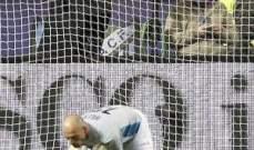 كاباييرو حارس ملقة: لا اريد ان اتذكر مباراة الريال
