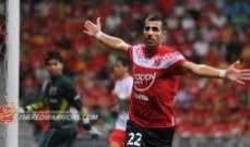 اللبناني محمد غدار يسجل ويقود فريقه للفوز في كأس الاتحاد الاسيوي