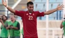 محمد غدار : سأفعل كل ما بوسعي لمساعدة منتخب الارز