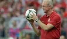 مدرب بولندا يؤكد أن التعادل أمر طبيعي للمباراة الافتتاحية في بطولة كبرى