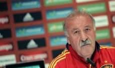 دل بوسكي : اسبانيا يورو 2012 تذكرني باسبانيا مونديال 2010