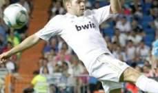 رسميا ً سبورتنغ خيخون يتعاقد مع ناشىء ريال مدريد