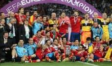 23 مليون يورو لحامل لقب بطولة يورو 2012