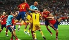 اولاد الامس، ابطال اليوم.....لاعبو اسبانيا وهم صغارًا