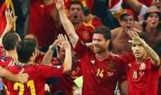 تشابي ألونسو ضحك بعد الإنتقادات التي تلقاها المنتخب الإسباني