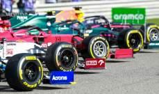 12 حالة كورونا ايجابية في جائزة البحرين الكبرى