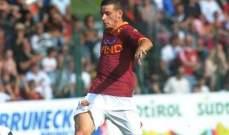 وكيله : روما يقترب من تجديد عقد فلورينزي
