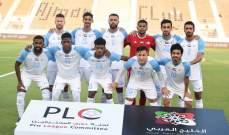 الدوري الاماراتي: فوز شباب الاهلي دبي وخسارة بني ياس