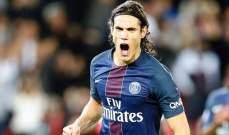 وفد أتلتيكو مدريد يصل باريس للتفاوض بشأن كافاني