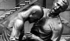 تمثال زيدان الشهير مهدد بالازالة