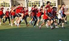 انتهاء ازمة مباراة مصر و جورجيا