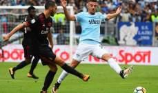 برشلونة ينسحب من صفقة التعاقد مع نجم لازيو سافيتش