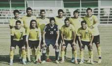 محمد غدار يسجل أول أهدافه