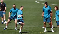 انباء سارة لـ ريال مدريد قبل نهائي دوري الابطال