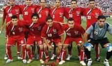 إبراهيم يعود لقيادة منتخب لسوريا لكرة القدم