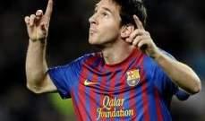 كرة القدم الاوروبية  2012 : أسماءجديدة تغير الخارطة وانجاز ميسي