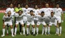 وديا : المنتخب العراقي أمام نظيره الماليزي