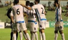 بيراميدز يهزم المقاصة ويرتقي الى وصافة الدوري المصري