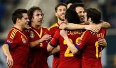 خاص : اسبانيا تسيطر على اوروبا من جديد
