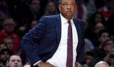 تغريم مدرب الكليبرز بعد تصريحات متناقضة مع بيانات NBA حول ليونارد
