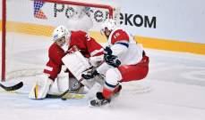 دوري الهوكي الروسي: سان بطرسبرغ يعود لسكة الإنتصارات وفوز صعب لأستانا