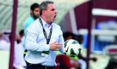 مدرب الشعب الاماراتي : ابحث عن فرحة جماهير الفريق