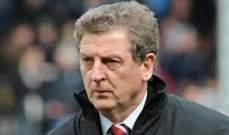 هودسون يعلن عن قائمة انكلترا لمواجهة بولندا ومونتينيغرو