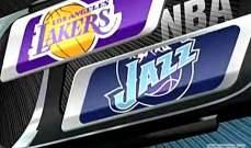 NBA: ما هي حظوظ اللايكرز ويوتا للتأهل الى النهائيات؟