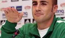 كانافارو يدخل قائمة المرشحين لتدريب ميلان