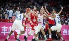 ثلاثية قاتلة تبخّر أحلام تونس بمواصلة المشوار في كأس العالم لكرة السلة