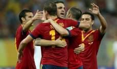 سرقة غرف لاعبي منتخب اسبانيا تنتهي الى فضيحة جديدة