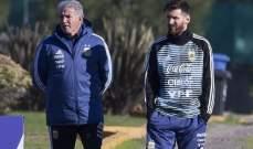 بوروتشاغا: ميسي سيعود بالتأكيد لكرة القدم الدولية
