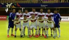 لبنان الى ربع نهائي دورة الألعاب الآسيوية رغم تعادله مع فيتنام