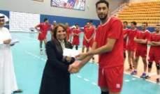 يد البحرين تتصدر مجموعتها في تصفيات أولمبياد ريو دي جانيرو