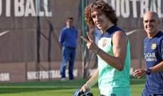 بويول قد يلعب دوراً مهماً في برشلونة