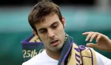 غرانوييرس يغيب عن المنتخب الاسباني في كأس ديفيس لكرة المضرب