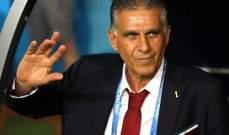 مدرب المنتخب الايراني يستقيل من منصبه