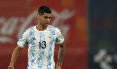 توتنهام يحسم صفقة الأرجنتيني روميرو