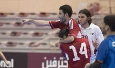 لبنان مع الكويت وقطر والعراق والسعودية في تصفيات كأس آسيا