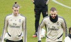 بايل وزملائه يعودون الى مدريد اليوم
