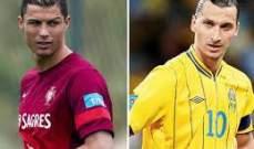 """فاريلا : """"رونالدو وابرا"""" يمثلان نوعاً من الابداع في عالم الكرة"""