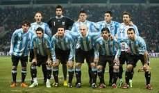 اغويرو يمنح الفوز لمنتخب التانغو امام البوسنة