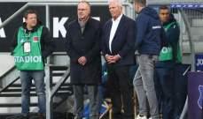 الاتحاد الالماني يناقش الإساءات التي طالت ديتمار هوب